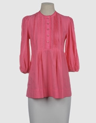 Space Style Concept Blouses Fuchsia