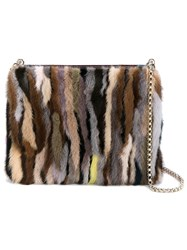 Christian Louboutin Triloubi Shoulder Bag Multicolour