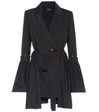 Ellery Wool Blend Jacket Black