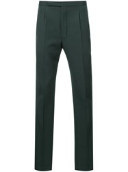 Raf Simons Tailored Trousers Green