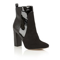 Ravel Hale Ankle Boots Black
