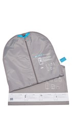 Flight 001 F1 Spacepak Suiter Bag Grey