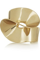 Etro Gold Plated Cuff One Size