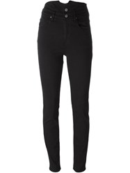 Etoile Isabel Marant A Toile 'Earley' Jeans Black