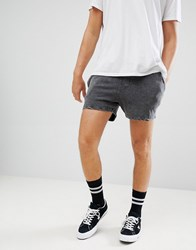 Your Turn Yourturn Jogger Shorts In Grey