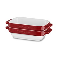 Kitchenaid 2 Piece Mini Baker Set Empire Red