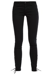 Noisy May Nmeve Slim Fit Jeans Black