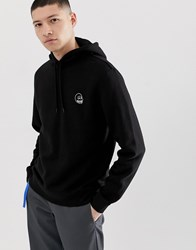 Cheap Monday Hoodie With Logo In Black