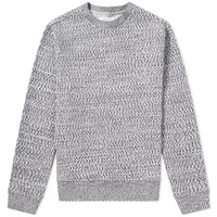 John Elliott Oversized Crew Sweat Grey