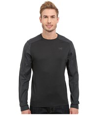 Arc'teryx Pelion Comp Long Sleeve Magnet Men's Clothing Gray