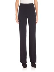 Aquilano Rimondi High Waist Wide Leg Pants Black