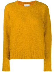 3.1 Phillip Lim Knitted Jumper Yellow