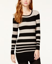 Amy Byer Bcx Juniors' Striped Tunic Sweater
