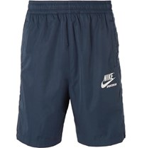 Nike Archive Shell Shorts Storm Blue