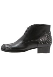 Everybody Ankle Boots Schwarz Black