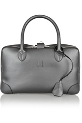 Golden Goose Equipage Small Metallic Leather Tote