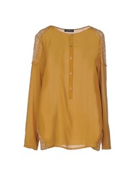 Soallure Shirts Shirts Women Brown