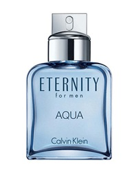 Calvin Klein Eternity Aqua For Men Eau De Toilette Spray 6.7 Oz No Color