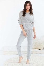 Publish Jenna Reversed Terry Jogger Pant Grey