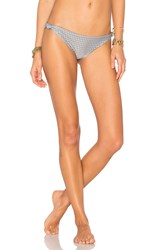 Acacia Swimwear Mesh Cusco Bottom Blue