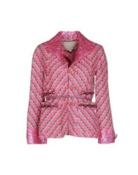 Marc Jacobs Suits And Jackets Blazers Women Fuchsia