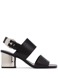 Proenza Schouler Mirrored Heel 70Mm Sandals 60
