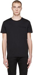 Burberry Black Fayden T Shirt