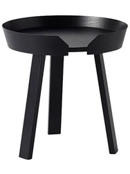 Muuto Small Around Coffee Table Black