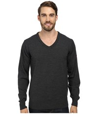 Dale Of Norway Harald E Charcoal Mel Men's Sweater Black