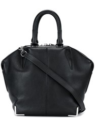 Alexander Wang 'Emile' Tote Women Calf Leather One Size Black