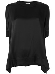 P.A.R.O.S.H. Loose Fit Top Black