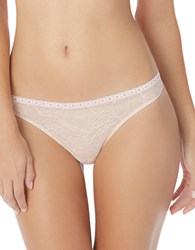 Jessica Simpson Lady In Lace Thong Nude