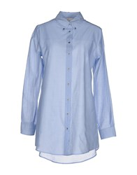 Alysi Shirts Shirts Women Sky Blue