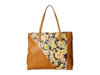 Volcom Staycation Tote Brown Tote Handbags
