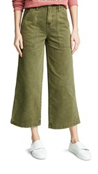 Blank Denim Wide Leg Utility Pants Sticks And Stones