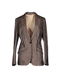 John Galliano Blazers Dove Grey