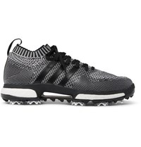 Adidas Tour360 Primeknit Golf Shoes Gray