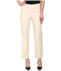 Nic Zoe Perfect Pant Side Zip Ankle Sandshell Women's Casual Pants Multi