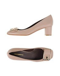 Bruno Magli Footwear Courts Women Skin Colour