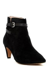 French Connection Konnie Pointed Toe Bootie Black