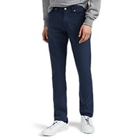 Citizens Of Humanity Bowery Cotton Five Pocket Pants Dk. Blue