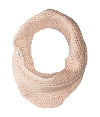 Ugg Crochet Snood With Lurex Sequins Freshwater Pearl Multi Scarves White