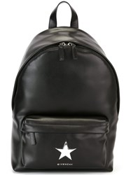 Givenchy Star Backpack Black