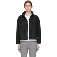 The North Face Black Cragmont Jacket