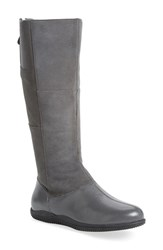 Women's Softwalk 'Hollywood' Tall Boot Graphite