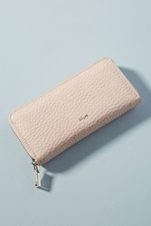 Anthropologie Jane Zip Wallet Rose