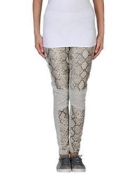 Met And Friends Leggings Light Grey