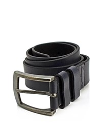 English Laundry Jean Leather Belt Compare At 79.50 Black