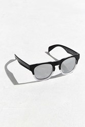 Urban Outfitters Heavy Two Tone Sunglasses Black
