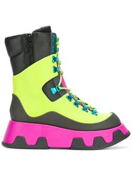 Camper 'Wilma Extreme' Boots Green